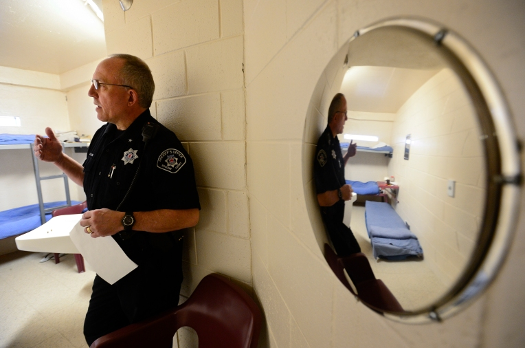 Boulder County Jail Crowding