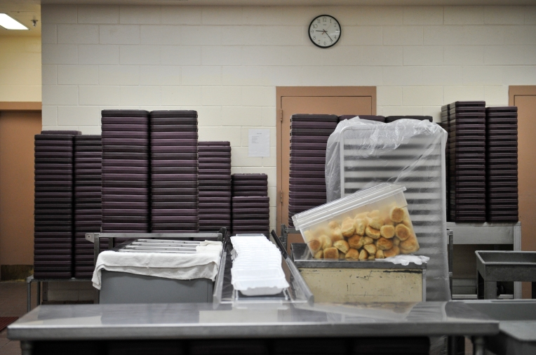 Lunch Trays for 500