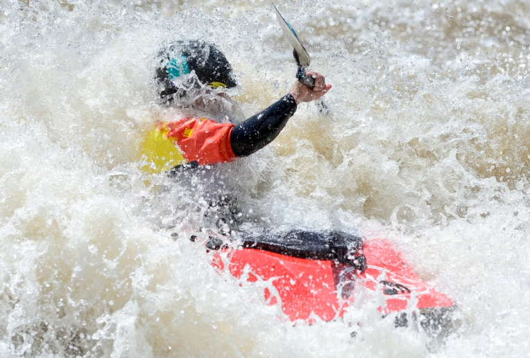 Lyons Outdoor Games, Kayaking, Pro Freestyle, Prelims
