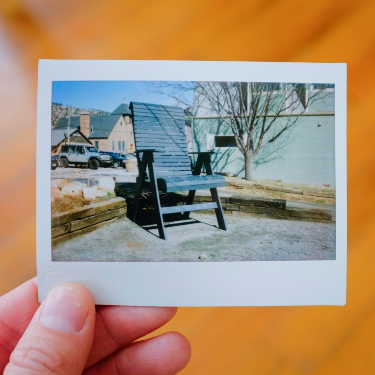 Lyons, Colorado, Meetup, Photography, Fuji X100s, Fuji Instax Wide 200