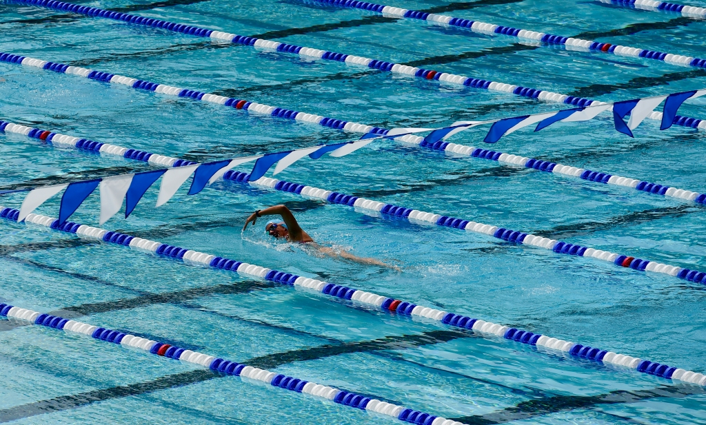 Scott Carpenter Pool Reopens to Limited Capacity